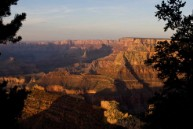 Grand Canyon Sonnenuntergang
